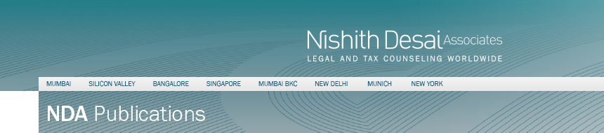 Nishith Desai Associates – Legal and Tax Counselling Worldwide